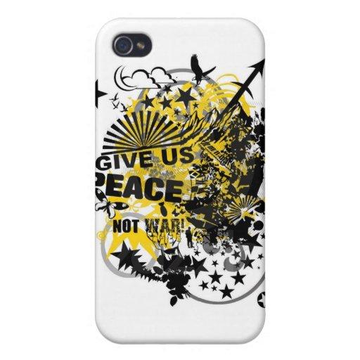 caso del iphone iPhone 4 cárcasa