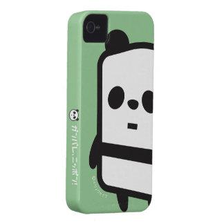 caso del iPhone - panda de la caja iPhone 4 Cobertura