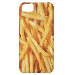 caso del iphone, patatas fritas