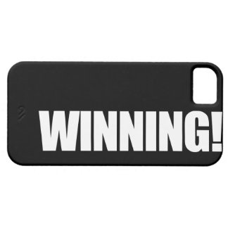 Caso del iPhone QUE GANA 5 iPhone 5 Case-Mate Protectores