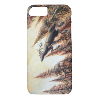 caso del iPhone - salto de ciervos Funda iPhone 7
