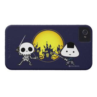 caso del iPhone - samurai de RiceBall CONTRA el es Case-Mate iPhone 4 Protectores