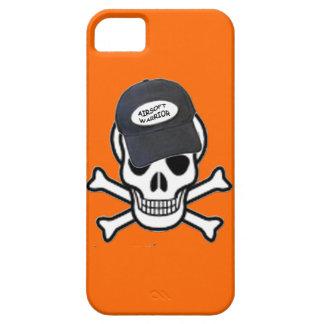caso del iPhone - soy un guerrero de Airsoft iPhone 5 Case-Mate Protector