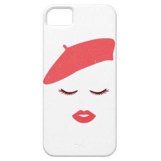 Caso del iPone 5 de Femme del La Funda Para iPhone SE/5/5s