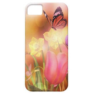 Caso del iPone de la danza de sol de la primavera iPhone 5 Carcasa