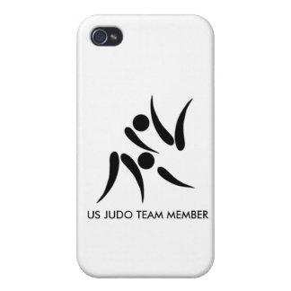 caso del judo del iPhone 4 iPhone 4/4S Funda