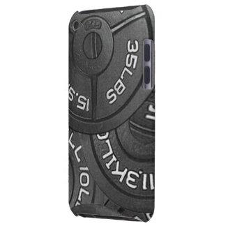 caso del levantamiento de pesas de iPod iPod Touch Protector