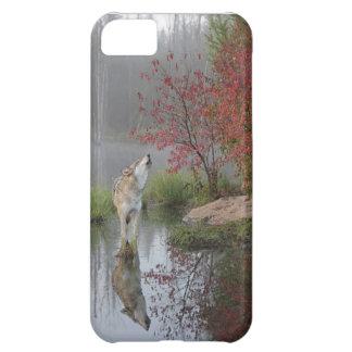 Caso del lobo gris iphone5