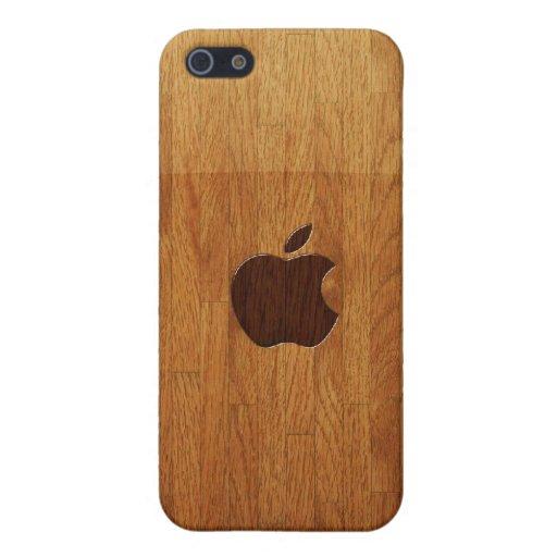 Caso del logotipo de Apple iPhone 5 Carcasas