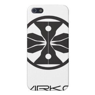 Caso del logotipo de Virko iPhone 5 Fundas