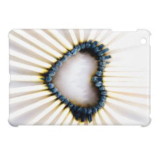 Caso del mini QPC iPad de la plantilla de Ipad