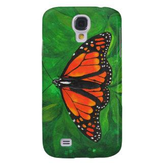 Caso del monarca 3G Funda Para Galaxy S4