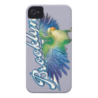 Caso del monje Iphone4 de Brooklyn Case-Mate iPhone 4 Coberturas