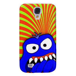 ¡caso del monstruo 18a 3G del iPHONE! Funda Para Galaxy S4