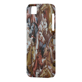Caso del oeste salvaje del iPhone 5 de los iPhone 5 Carcasas