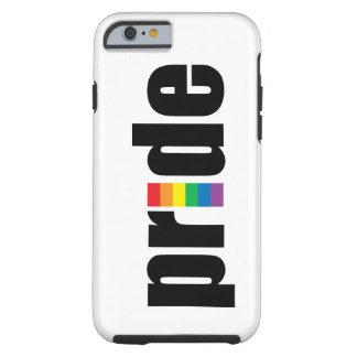 Caso del orgullo gay funda para iPhone 6 tough
