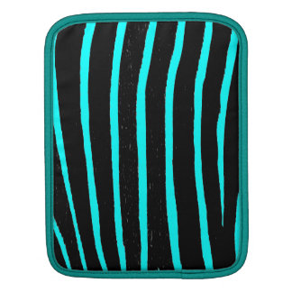 Caso del personalizable de la cebra funda para iPads