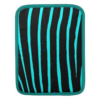 Caso del personalizable de la cebra mangas de iPad