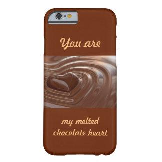 caso del pick#iphone del redactor de la moda del funda para iPhone 6 barely there