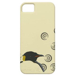 Caso del pingüino iPhone 5 carcasa
