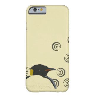 Caso del pingüino funda de iPhone 6 slim