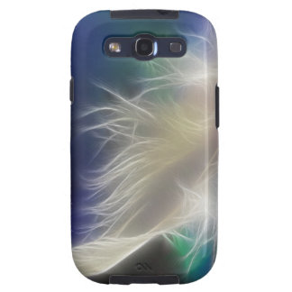Caso del Pluma-Compañero del ángel Galaxy S3 Fundas