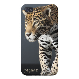 Caso del poder iPhone4 de Jaguar iPhone 4/4S Carcasa