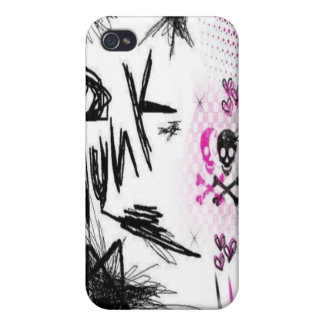 caso del punk iphone4 iPhone 4 carcasa