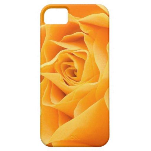 Caso del rosa amarillo iPhone5 iPhone 5 Carcasa