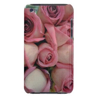 Caso del rosa del tacto del iPod Case-Mate iPod Touch Cárcasas