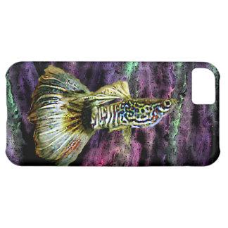 Caso del smartphone del pescado tropical
