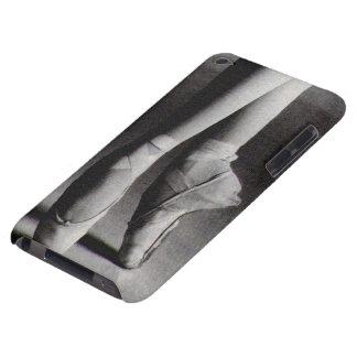 Caso del tacto 4 de IPod del ballet Case-Mate iPod Touch Fundas