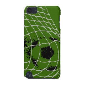 Caso del tacto 5 de iPod de la meta del fútbol del