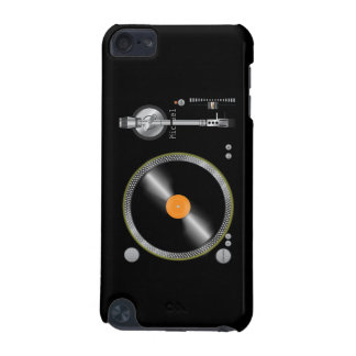 Caso del tacto 5 de iPod de la placa giratoria Carcasa Para iPod Touch 5