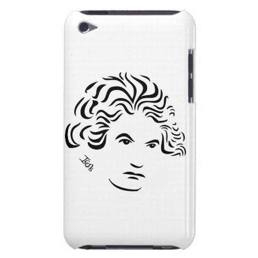 Caso del tacto de Beethoven iPod iPod Touch Case-Mate Cobertura