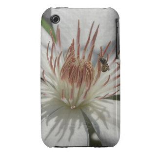 caso del tacto de iPod con la flor Funda Para iPhone 3 De Case-Mate