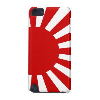 Caso del tacto de iPod de la bandera del sol nacie