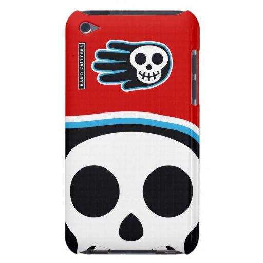 Caso del tacto de iPod de la muerte iPod Touch Carcasas
