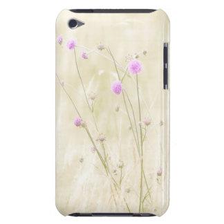 Caso del tacto de iPod de las flores salvajes Case-Mate iPod Touch Protector