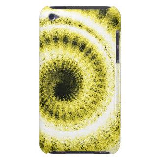 caso del tacto de iPod de las rayas 2 del quántum Funda Case-Mate Para iPod