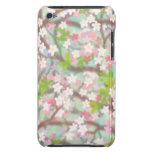 Caso del tacto de iPod de los flores de Apple de l iPod Case-Mate Cárcasa