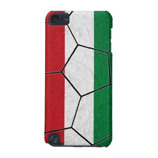 Caso del tacto de iPod del fútbol de Hungría