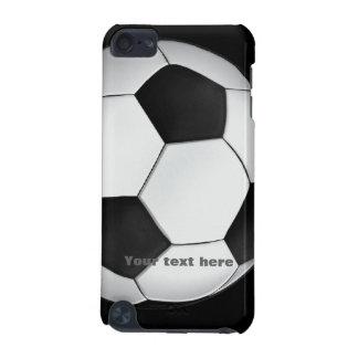 Caso del tacto de iPod del fútbol Funda Para iPod Touch 5G