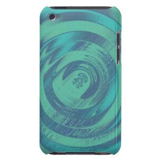caso del tacto de iPod del quántum 14 Carcasa Para iPod