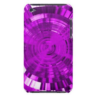caso del tacto de iPod del quántum 3 Funda Para iPod