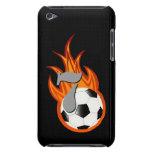 Caso del tacto de iPod fresco del fútbol/del fútbo iPod Touch Case-Mate Carcasas