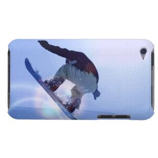 caso del tacto de iPod - modificado para iPod Touch Case-Mate Cárcasas
