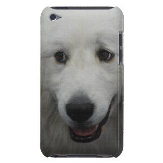 caso del tacto de iPod - modificado para requisito Barely There iPod Carcasa
