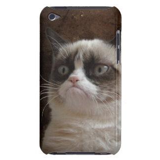 caso del tacto de iPod - resplandor gruñón del gat iPod Touch Case-Mate Carcasas