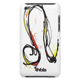 Caso del tacto de Leo iPod Carcasa Para iPod